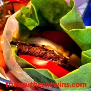 Paleo burger..my fav!